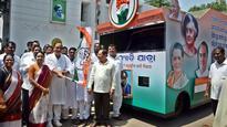Congress Flags off Bhim Jyoti Rath