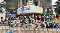 Speak up Delhi: Space crunch keeps visitors away from trade fair this year