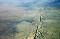 Study Reveals Large-Scale Movement Along San Andreas Fault