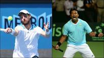 Paes-Begemann throw away one set lead lose in final of St Petersburg Open