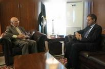 Pakistan, Afghanistan discuss concerns over peace process after US drone strike