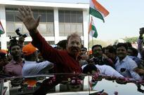 After nine years, Vanzara returns to home state Gujarat