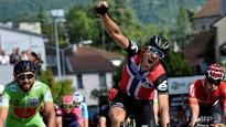 Cycling: Boasson Hagen storms to Criterium fourth stage win