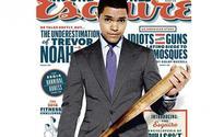 Trevor Noah looks smoking hot on 'Esquire' cover