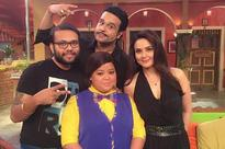 Preity Zinta's first appearance post marriage on TV
