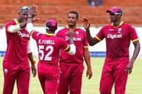 Unchanged West Indies bowl with eye on spot in final
