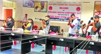 Shrine Board conducts shooting competition