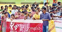Inter-Orphan Sports Meet conducted in Chennaifor special children