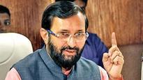 NDA govt reduced green nod period to 190 days: Prakash Javadekar