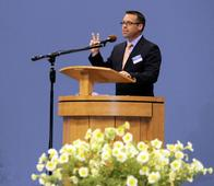Essar Centre hosts Jehovah's Witness convention