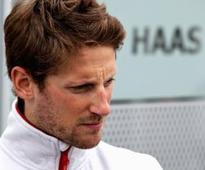 Grosjean rues fourth wing failure