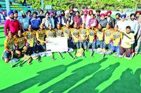 SGPC Amritsar clinches Sant Gurbaksh Memorial Hockey trophy