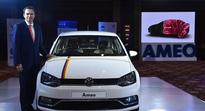 Volkswagen India launches Ameo compact sedan at Rs 5.24 lakh