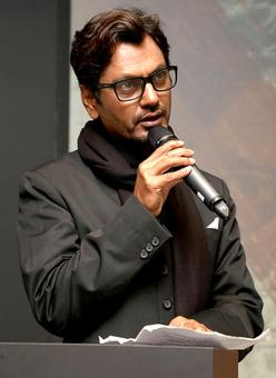 Nawaz and Nandita Das present Manto in Cannes