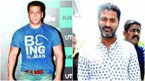 Prabhudheva confirms directing Salman Khan's 'Dabangg 3'