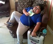 Insatiable 10-Year-Old Boy Weighs 90 Kg, Eats Anything He Gets His Hands On