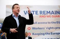 Pro-Brexit Tories have knives out for Cameron