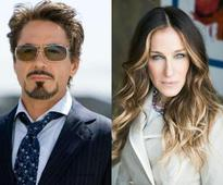 Sarah Jessica Parker didn't feel weird meeting Robert  Downey Jr