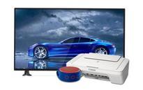 Daily Deals: Canon Pixma AIO printer, Logitech X100, Proscan HDTV