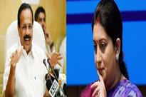 Smriti Irani, Sadananda Gowda, Rajiv Pratap Rudy out of Cabinet Committee on Parliamentary Affairs
