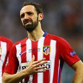 Juanfran appreciates fans support after Penalty miss