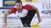 Gushue keeping pace with Jacobs, Carruthers at Grand Slam of Curling