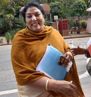 Laugh, Renuka, laugh! We love you: Shatrughan