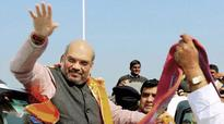 Amit Shah firefights, holds talks with TDP's Naidu, to meet more allies