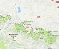 China sends big goods consignment to Nepal to rival India