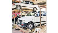 Multi-level parking facility in Noida Sector 18 misses yet another deadline
