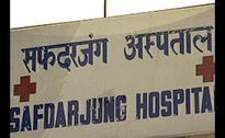 Fire Breaks Out In Blood Bank In Safdarjung Hospital