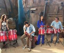 Riteish Deshmukh and Nargis Farkhri begin shooting for Banjo