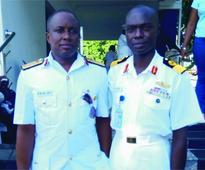 NNS Beecroft gets new commander