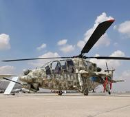 India performs Light Combat Helicopter rocket trials