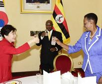 Uganda angered at claim it has cut military ties with North Korea