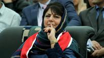 Mehbooba Mufti issues stern warning to millitants