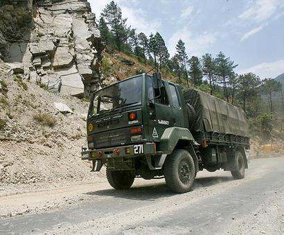 India's military power at LAC rattles China