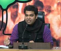 Rahul Gandhi is insulting our nation by supporting anti-nationals: BJP