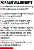 Why ELSS is an ideal investment option