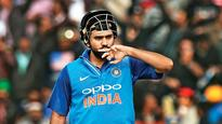 Double ton is anniversary gift to my wife: Rohit Sharma
