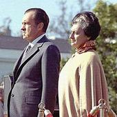 Wikileaks: Indira Gandhi 'didn't believe' Richard Nixon was supporting Pakistan
