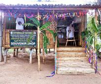 Souvenir shop opened at Hasanur