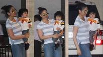 These pictures of Taimur with mommy Kareena Kapoor Khan will fade away your Monday blues