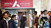 I-T dept cracks down on three Axis Bank branches