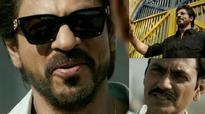 Watch: SRK and Nawazuddin Siddiqui clash in the dialogue promo from Raees