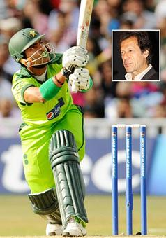 Imran Khan refuses to comment on controversy involving Umar Akmal