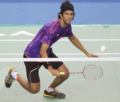Badminton Worlds: Jayaram wins; Sameer, Rituparna bow out
