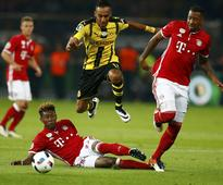 Aubameyang carries Gabons burden of home expectation