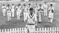 Bill Lawry record survives...just