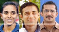 GV Raja award for Anilda, Rupesh; media award for PJ Jose
